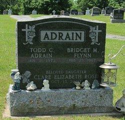 Bridget M. <I>Flynn</I> Adrain