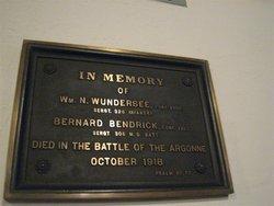 Bernard F Bendrick