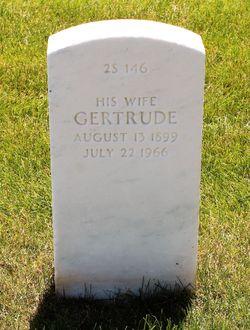 Gertrude <I>Ackenheil</I> O'Neil