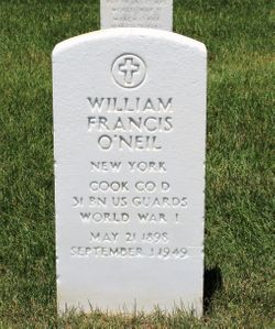 William Francis O'Neil