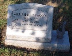 William H Harwood