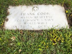 """Frank """"Friday"""" Cook"""