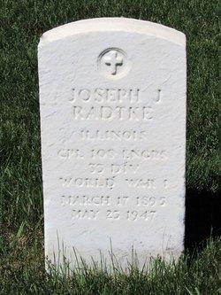 Joseph J Radtke