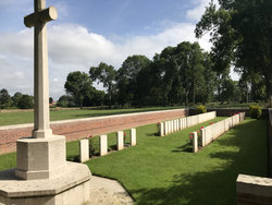 Bucquoy Communal Cemetery Extension