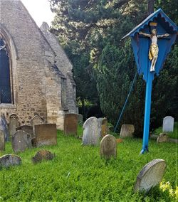 Saint Thomas the Martyr Churchyard