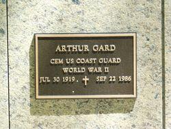 Arthur Gard