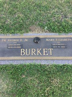 "Mary Elizabeth ""Sue"" <I>Wallace</I> Burket"