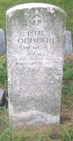 Islie Odishoh