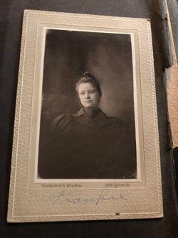 """Frances M. """"Frankie"""" <I>Wilde</I> Smith"""