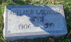 Adelaide L. Schultz
