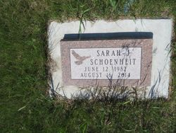 Sarah J. Schoenheit