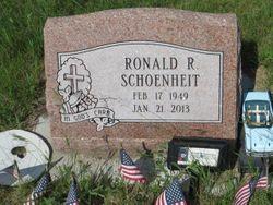 Ronald Rex Schoenheit
