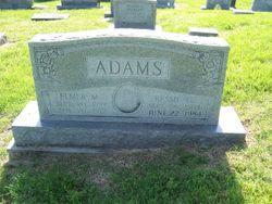 Elmer M Adams