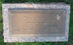 Charlotte Murchison