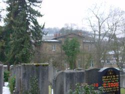 Jüdischer Friedhof Würzburg