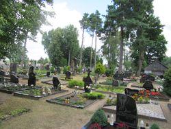 Paluobiai Cemetery