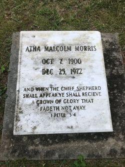 Atha Malcolm Morris