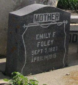 Emily Francis <I>Quinet</I> Foley