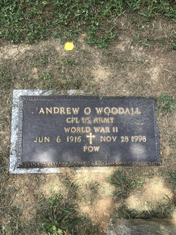 Andrew Oscar Woodall
