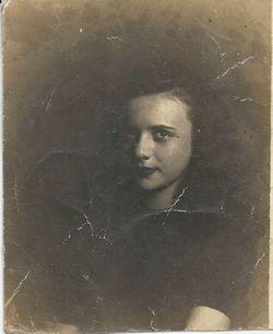 """Althea Ceal """"Rose"""" <I>Moon</I> Ruark"""