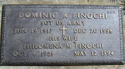 Dominic A Finochi
