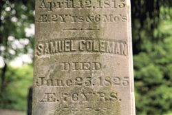 Samuel Coleman