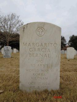 Margarito Garcia Bernal