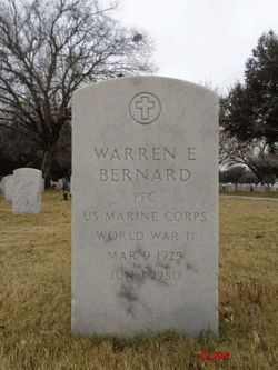 Warren E Bernard
