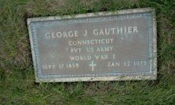 George J Gauthier