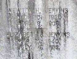 Newton Hill Jenkins