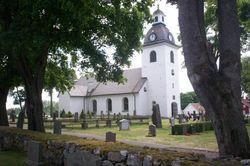 Lerbäcks Churchyard