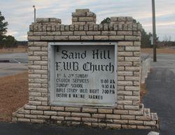 Sand Hill FWB Church Cemetery