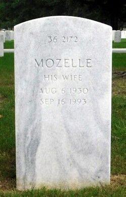 Mozelle <I>Hillman</I> Slaughter