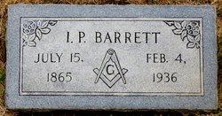 Isaac Parino Barrett