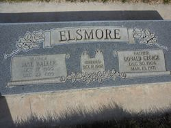 Donald George Elsmore