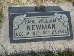 Paul William Newman