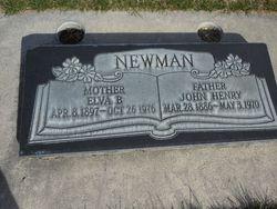 Elva <I>Blood</I> Newman