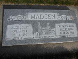 Alice Jolley Madsen