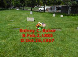 Sidney Clinton Baker
