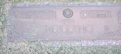 James Doyle Bolding, Sr