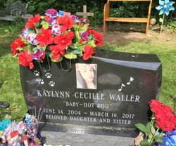Kaylynn Cecille Waller