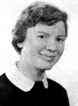 Doris Joan <I>Wickel</I> Toth