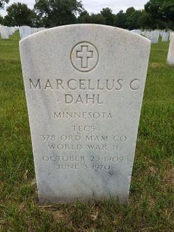 Marcellus C Dahl