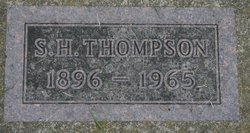 S. H. Thompson