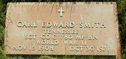 Carl Edward Smith