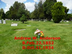 Andrew Werner Anderson