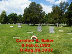 Caroline <I>Bale</I> Baker