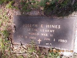 LTC Joseph Eslie Hines, Sr