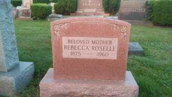 Rebecca Roselle