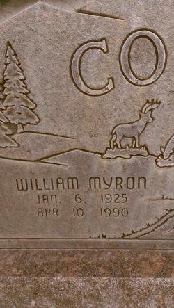 William Myron Cooley, Sr